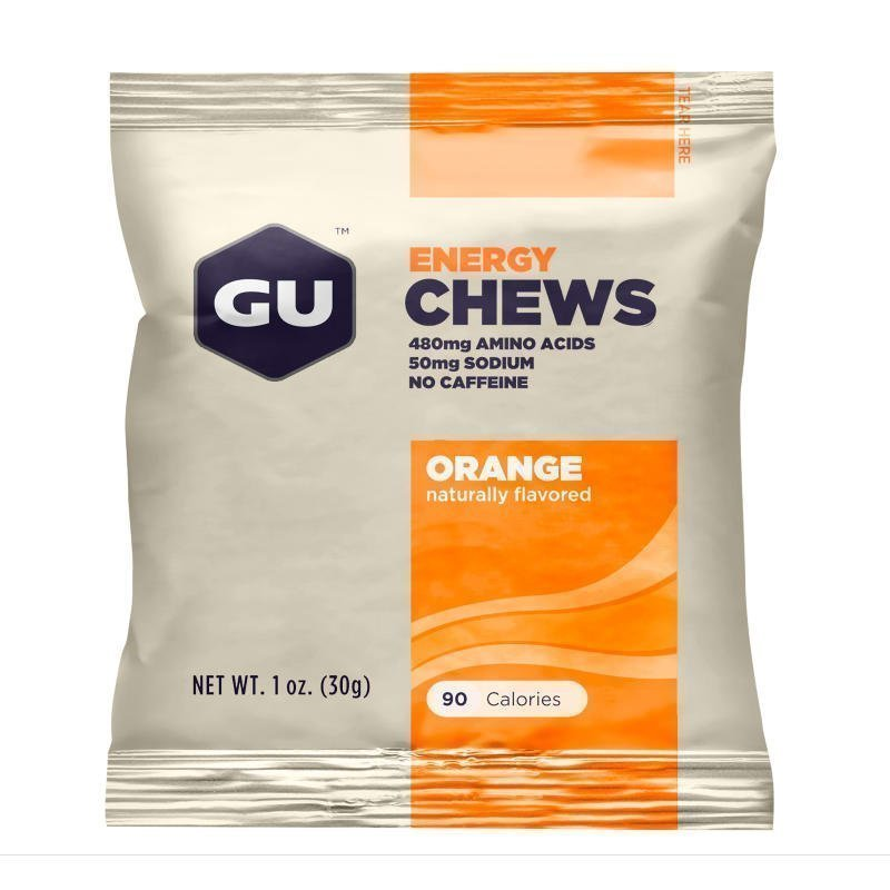 Gu Energy Energy Chews 1SIZE Orange
