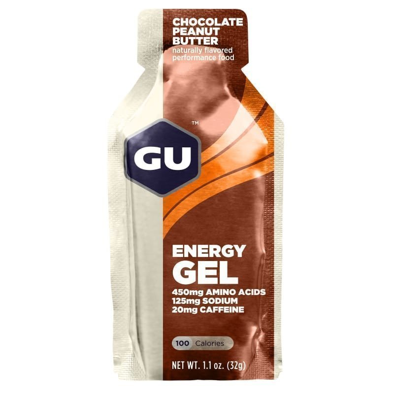 Gu Energy Energy Gel 1SIZE Chocolate Peanut Butter