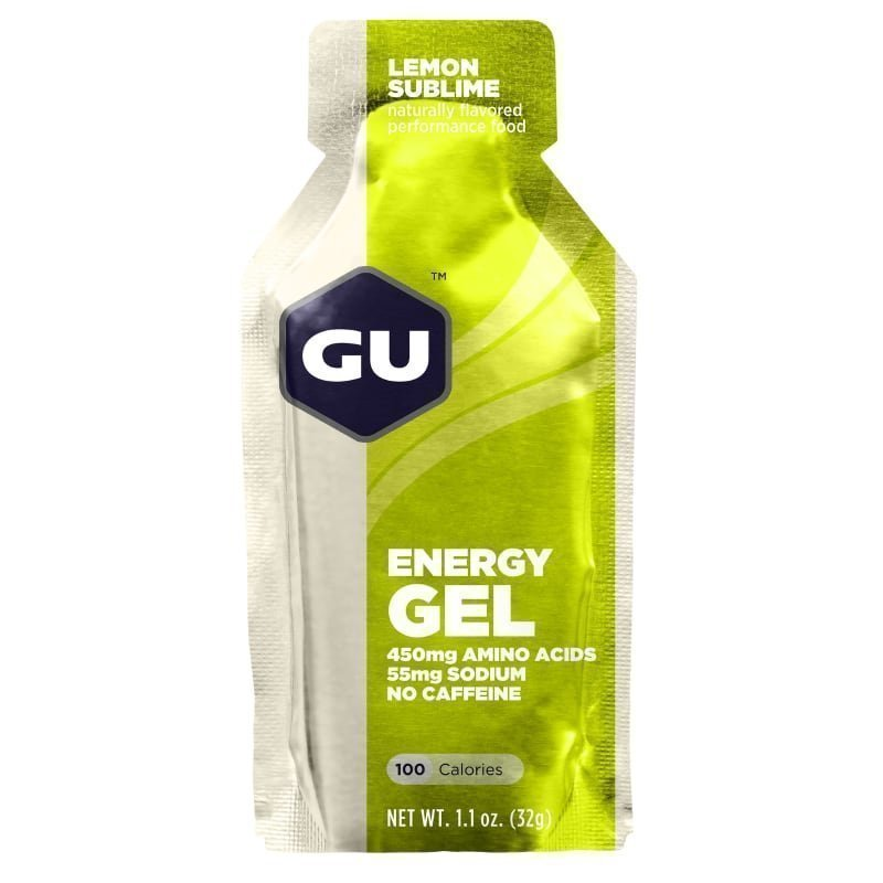 Gu Energy Energy Gel 1SIZE Lemon