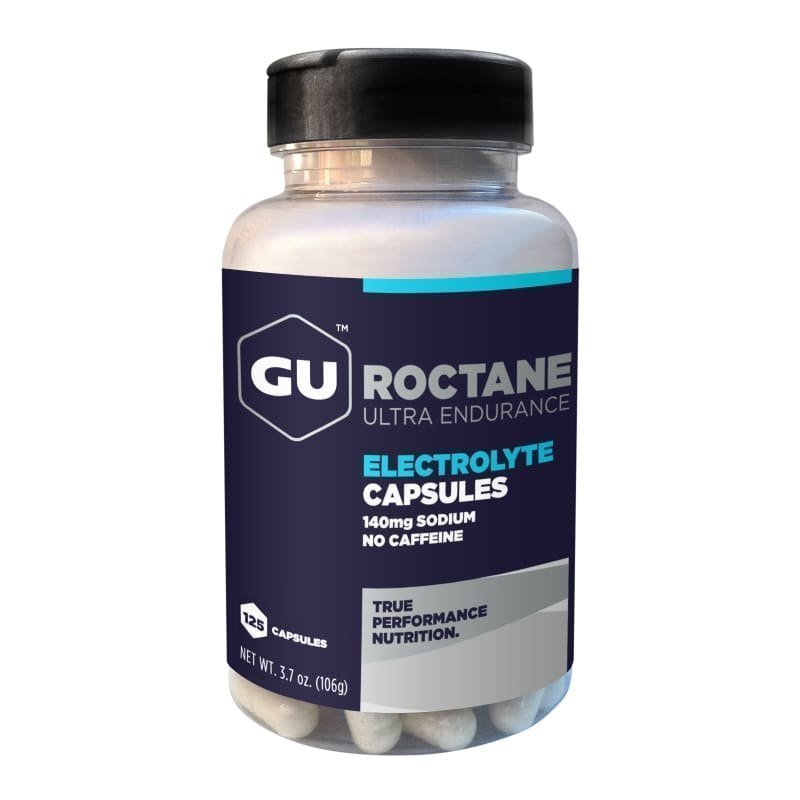 Gu Energy Roctane Electrolyte Capsules 1SIZE NoColour
