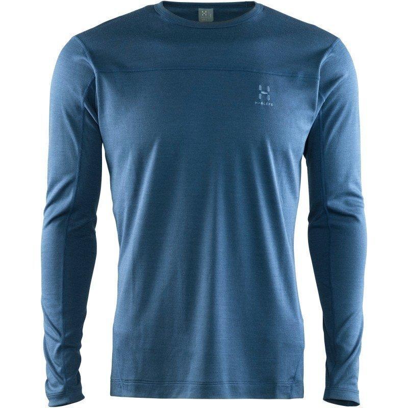 Haglöfs Actives Blend Roundneck Men XL Blue Ink
