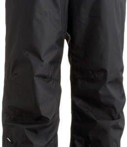 Haglöfs Aero Pant Short Musta L