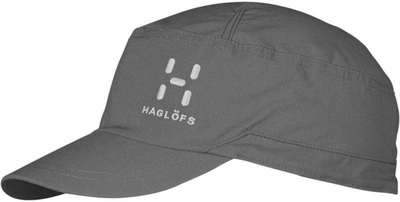 Haglöfs Ando II Cap Dark grey S/M