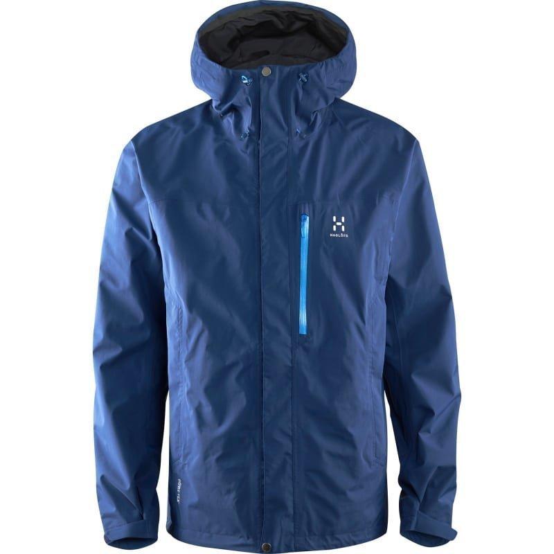 Haglöfs Astral III Jacket Men's XL Deep Blue