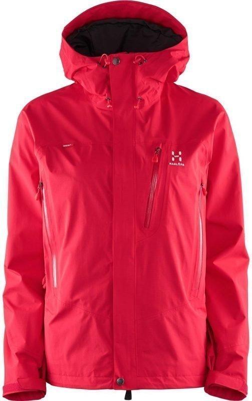 Haglöfs Astral III Jacket Women Punainen L