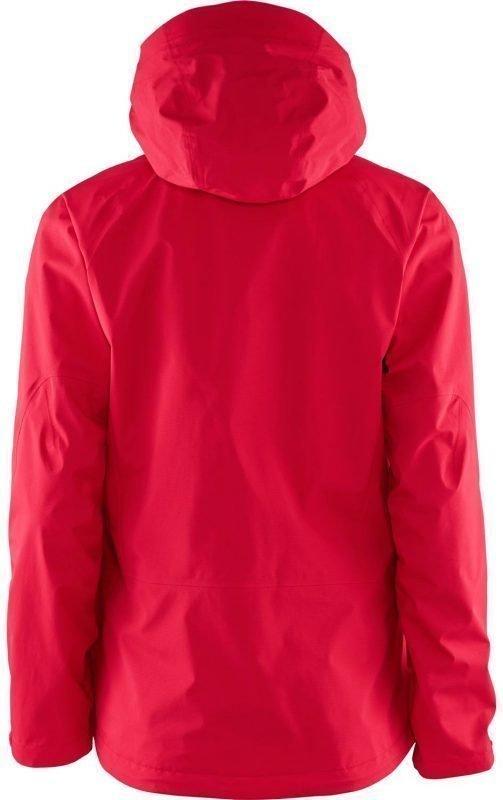 Haglöfs Astral III Jacket Women Punainen M