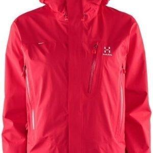 Haglöfs Astral III Jacket Women Punainen XL