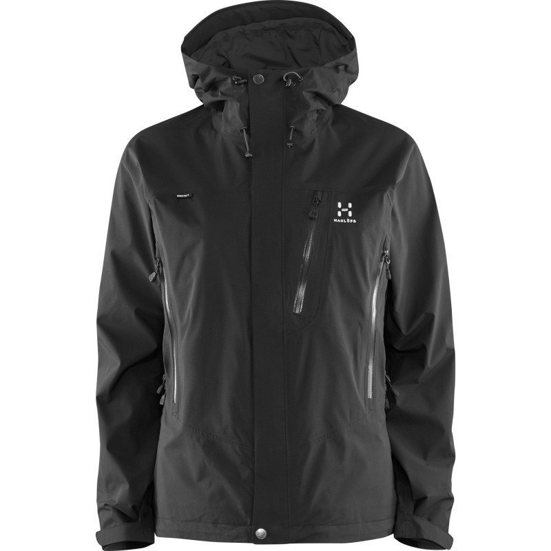 Haglöfs Astral III Jacket Women XL True Black