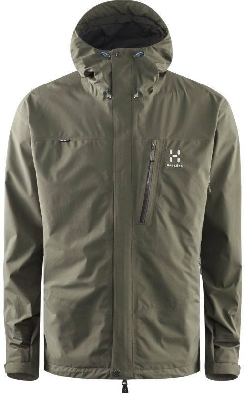 Haglöfs Astral III jacket Beluga XXL