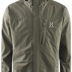 Haglöfs Astral III jacket Beluga XXXL