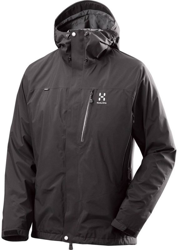 Haglöfs Astral III jacket Musta S