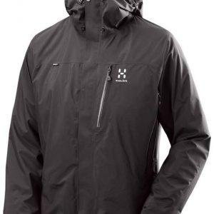Haglöfs Astral III jacket Musta XXXL