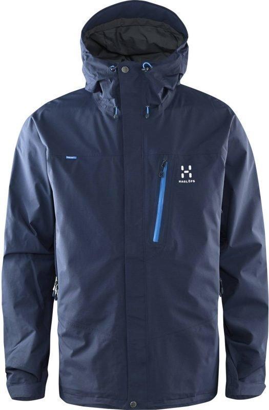 Haglöfs Astral III jacket Tummansininen XXXL