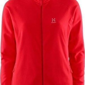 Haglöfs Astro II Jacket Women Punainen S