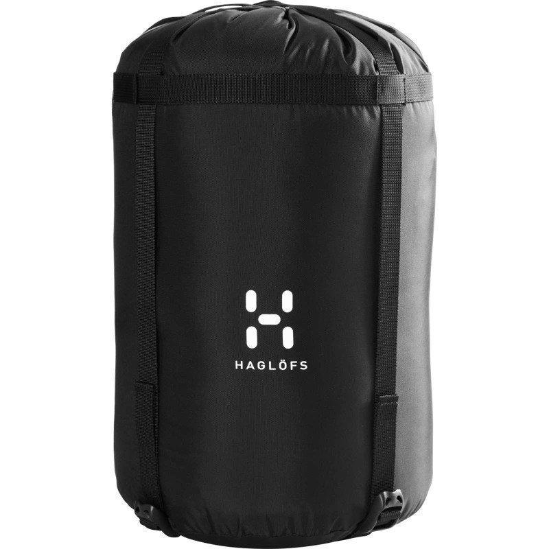 Haglöfs Compression Bag Medium 1SIZE True Black