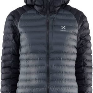 Haglöfs Essens Mimic Hood Women's Dark grey XL