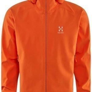 Haglöfs Gecko Lite Hood Men Oranssi XL