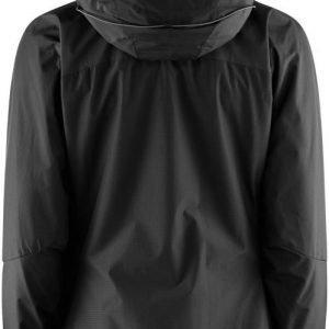 Haglöfs Glide II Jacket Women Musta XXL
