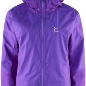 Haglöfs Glide II Jacket Women Purple L