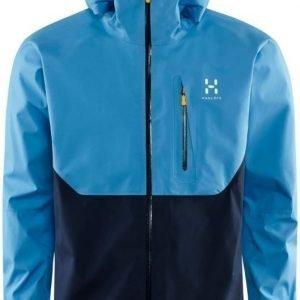 Haglöfs Gram Comp Jacket Men Blue Sininen / Navy L