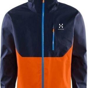Haglöfs Gram Comp Jacket Men Deep Blue Tummansininen XL