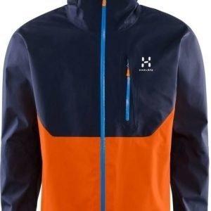 Haglöfs Gram Comp Jacket Men Deep Blue Tummansininen XXL