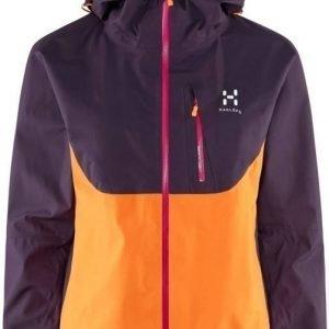 Haglöfs Gram Comp Jacket Women Orange Oranssi XL