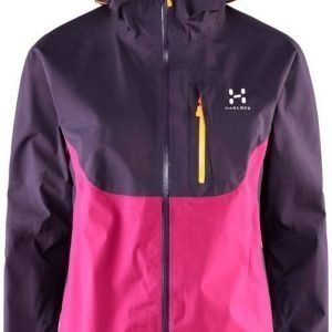 Haglöfs Gram Comp Jacket Women Pink Pink L