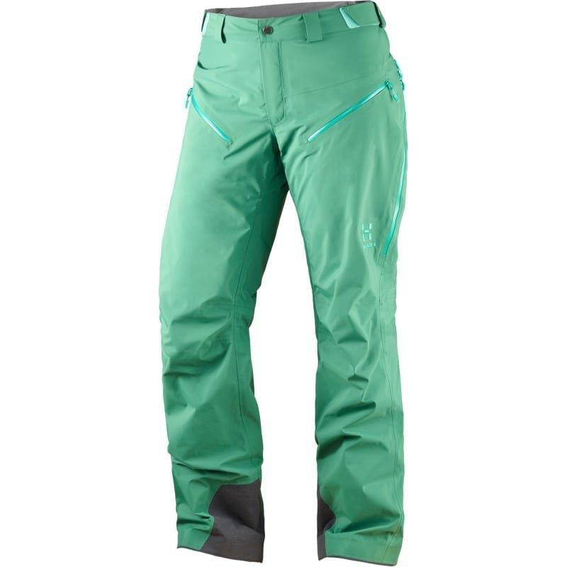 Haglöfs Khione Pant Women S Marble Green