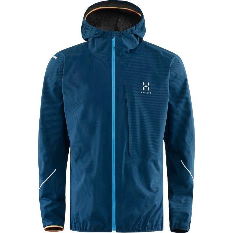 Haglöfs L.I.M Proof Jacket S Blue Ink