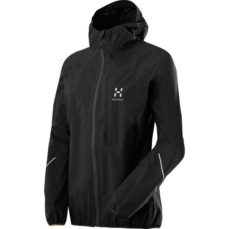 Haglöfs L.I.M Proof Jacket Women XL True Black