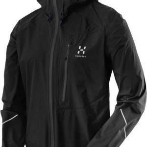 Haglöfs Lim III Jacket Black Musta XL