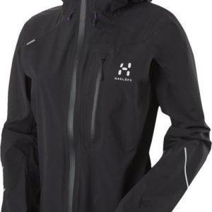 Haglöfs Lim III Jacket Women Black Musta XL
