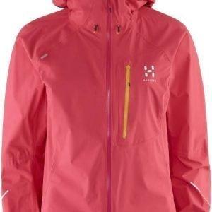 Haglöfs Lim III Jacket Women Red Punainen M