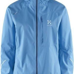 Haglöfs Lim Proof Jacket Women Blue Sininen XS