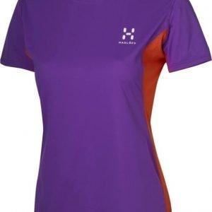 Haglöfs Lim Q Tee Purple XS