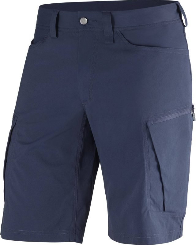 Haglöfs Mid Fjell Shorts Tummansininen XL
