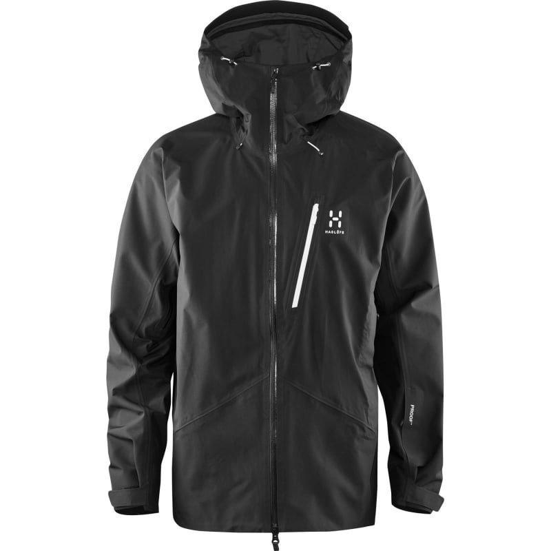 Haglöfs Niva Jacket Men's S True Black
