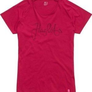 Haglöfs Pike Q Tee Pink XL