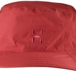 Haglöfs Proof Rain Hat Punainen S/M