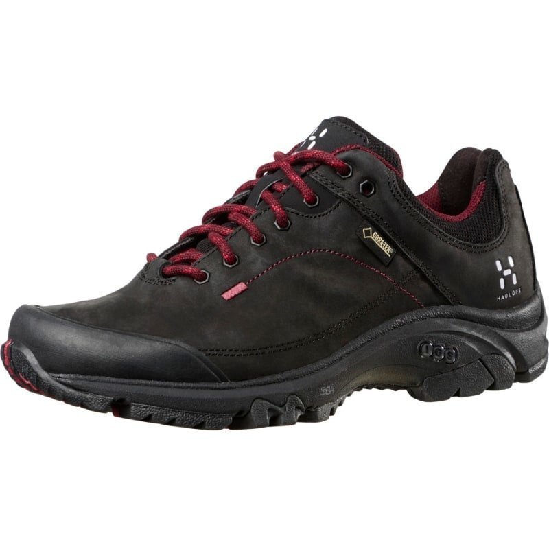 Haglöfs Ridge II GT Women UK 8 True Black/Aubergine