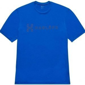 Haglöfs Ridge II Tee Sininen XXL
