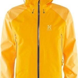Haglöfs Roc Spirit Jacket Keltainen M