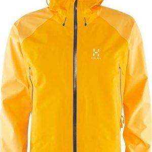 Haglöfs Roc Spirit Jacket Keltainen XL