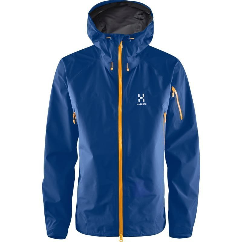 Haglöfs Roc Spirit Jacket Men M Hurricane Blue