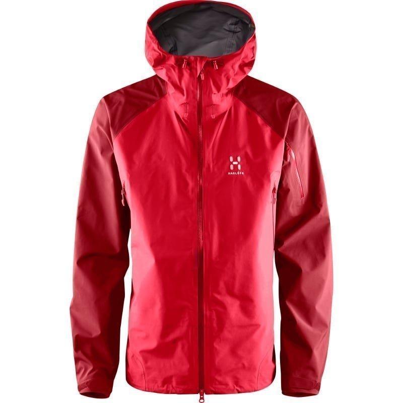 Haglöfs Roc Spirit Jacket Men M Real Red/Rubin