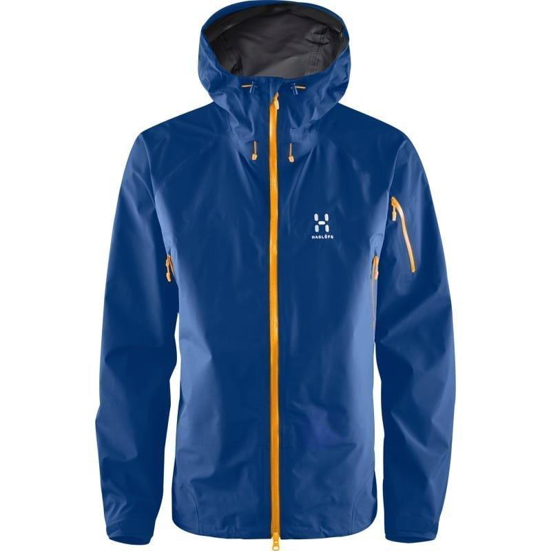 Haglöfs Roc Spirit Jacket Men S Hurricane Blue