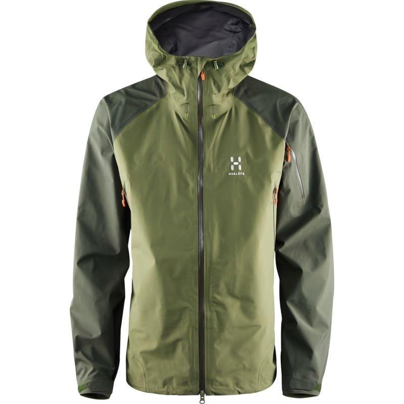 Haglöfs Roc Spirit Jacket Men S Juniper/Nori Green