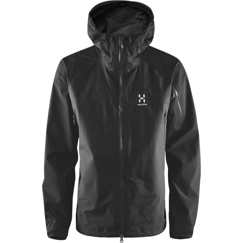 Haglöfs Roc Spirit Jacket Men XL True Black