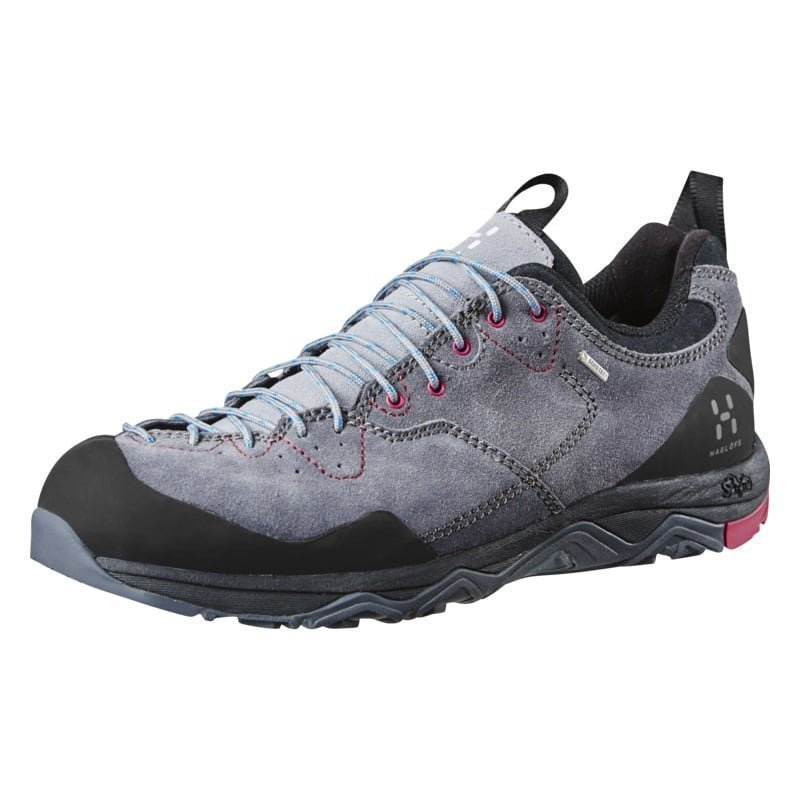 Haglöfs Rocker Leather GT Women UK7 / EU40 2/3 Granite/Volcanic Pink